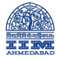 Indian Institute of Management Ahmedabad recruitment 2016